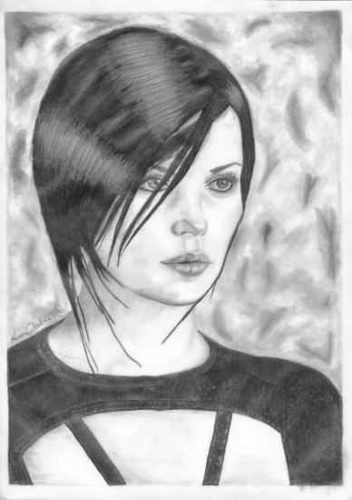 Charlize Theron by kazzonline